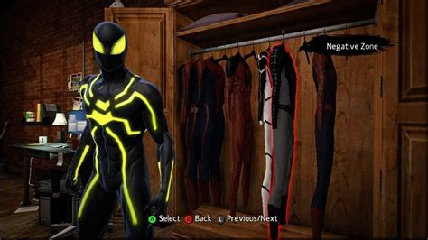 Custom Spiderman1 the amazing how to unlock costumes hd