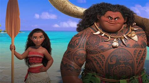 disney s moana anger over fat depiction of polynesian