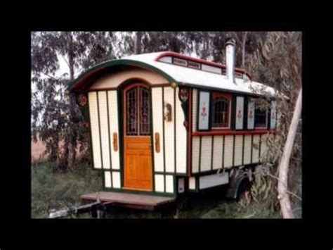 Craftsman Home Plans gypsy wagon correct one youtube