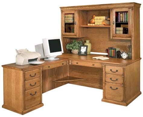 L Shaped Desk With Hutch Left Return Ayresmarcus L Shaped Desk With Hutch Left Return