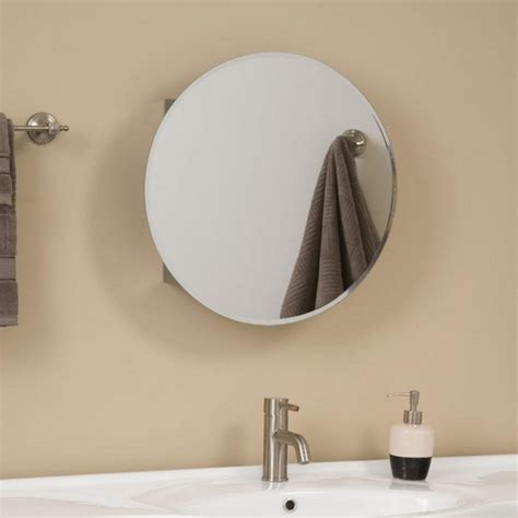bathroom mirrors round round mirror medicine cabinet useful reviews of shower
