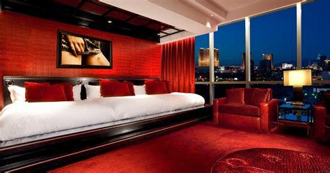 bedroom hard sex provocateur suite at hard rock hotel casino las vegas