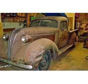 The Big Boy 1937 Terraplane Pickup