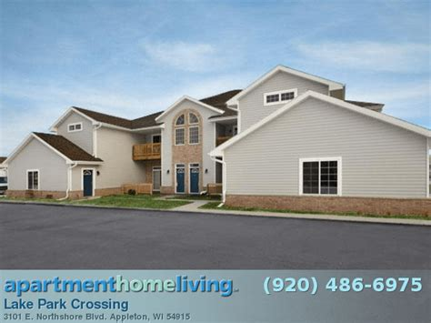 Appleton Appartments by Lake Park Crossing Apartments Appleton Apartments For