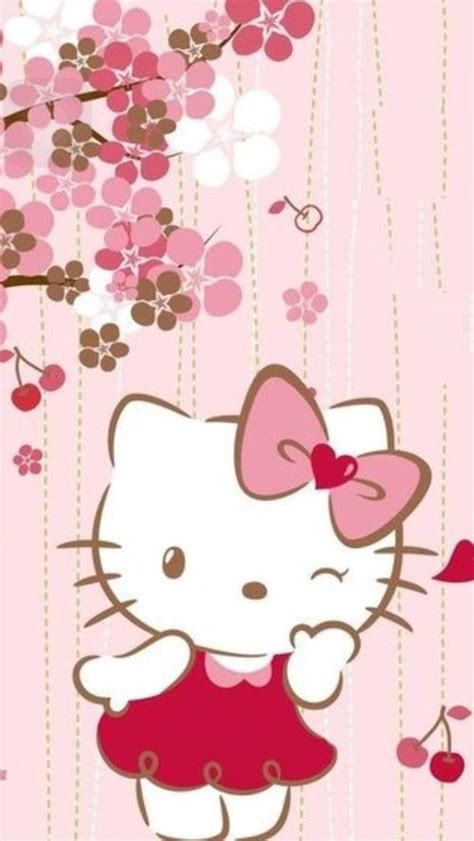 wallpaper hello kitty s4 iphone wallpapers wallpapers and hello kitty on pinterest