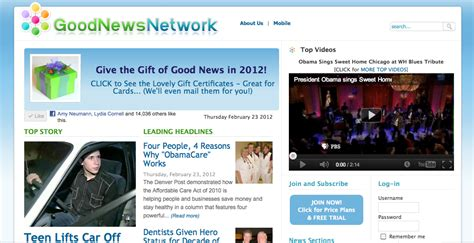 news network 15 uplifting focused on positive stories and ideas