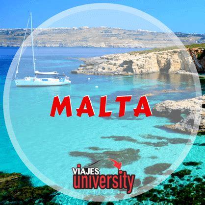 viaje barato  malta vuelos apartamentos fiesta viajes university