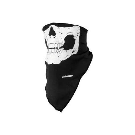 Premium Quality Bandana Maguno Masker Half Helmets Scha Traditional Lightweight Half Mask Original Scha Skull Half