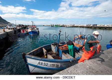 fishing boat jobs in south africa fishing boats at harbor in kalk bay south africa stock