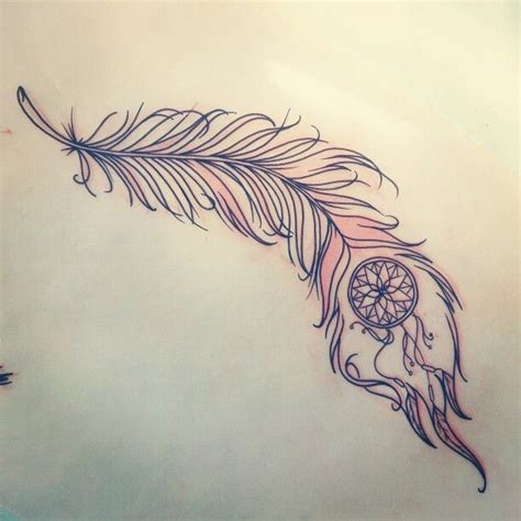 feather tattoo dreamcatcher 215 best images about ловец снов on pinterest dream