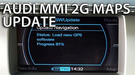 Audi Mmi Update by Audi Mmi 2g Maps Update Dvd Mr Fix Info