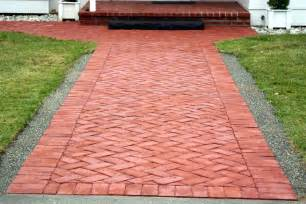 the clay brick and paver victoria homes design