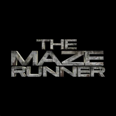 the maze runner film images the first official poster of the maze runner movie official twitter tumblr and