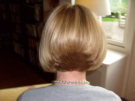 very short nape hairstlyes flickr the womens with shaved or very short nape haircut