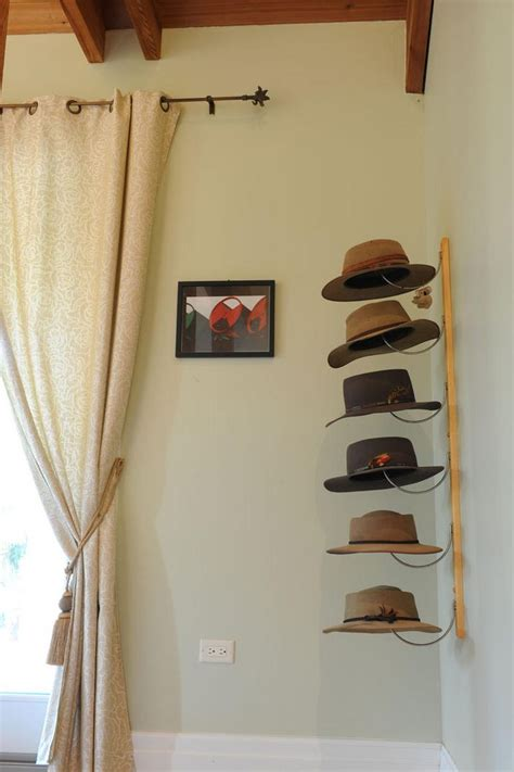 Hat Rack Ideas by Best 25 Hat Storage Ideas On Hat Organization