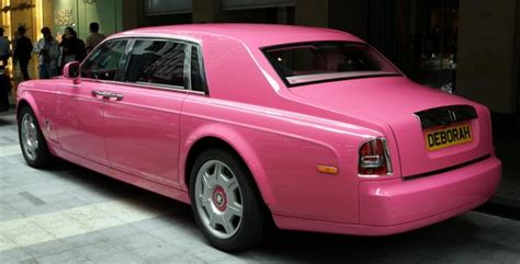 roll royce pink pink rolls royce phantom photo de j3 tours hong
