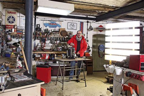 werkstatt privat werkstatt ausr 252 stung selbst gebaut auto bild klassik