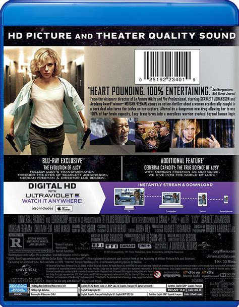 film lucy release date uk lucy release dates announced for blu ray dvd digital hd
