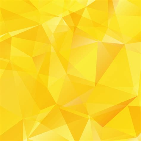 yellow pattern background vector yellow geometric background design vector free vector