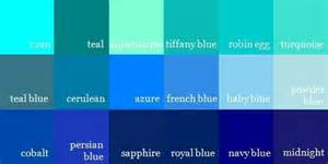 blue color names types of blue color names pictures to pin on