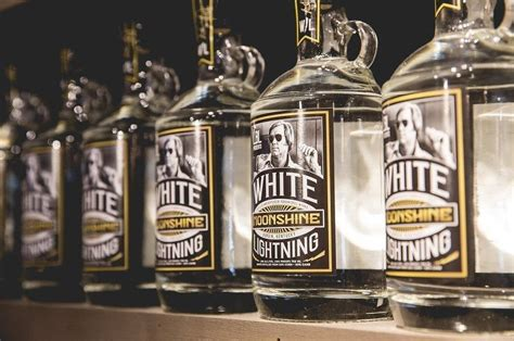 george jones white lightning moonshine