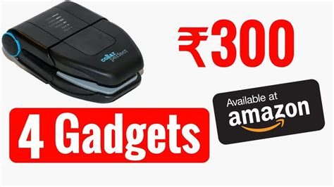 gadgets on amazon 4 smartphone gadgets on amazon under 300 rupees youtube