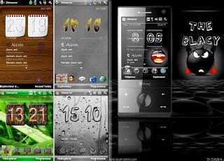 themes htc touch windows mobile themes htc diamond windows mobile themes