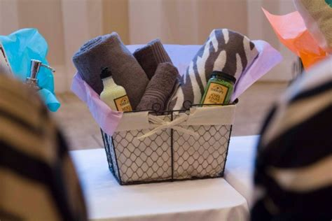 bathroom gift ideas inspired hostess giving mainstays gift baskets for bed