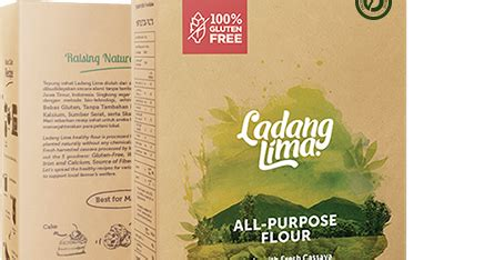 All Purpose Flour Ladang Lima by Snack Autisme Tepung Ladang Lima All Purpose Flour