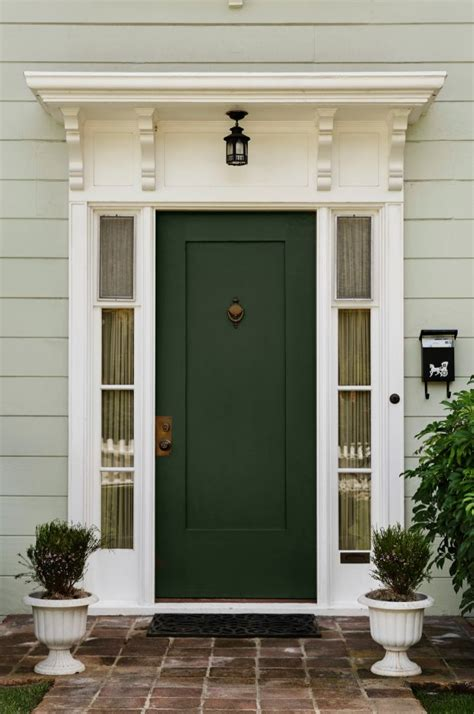 door accent colors for greenish gray best 25 green doors ideas on pinterest