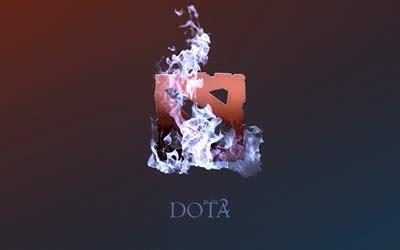 Dota Logo 2 Cr Oceanseven t 233 l 233 charger fonds d 233 cran cr 233 atif pour le bureau libre