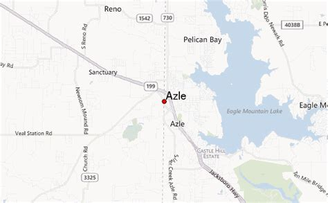 where is azle texas on the map azle location guide