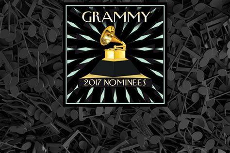 Magazines Grammy Nominations nominees announced for 59th annual grammy awards rock
