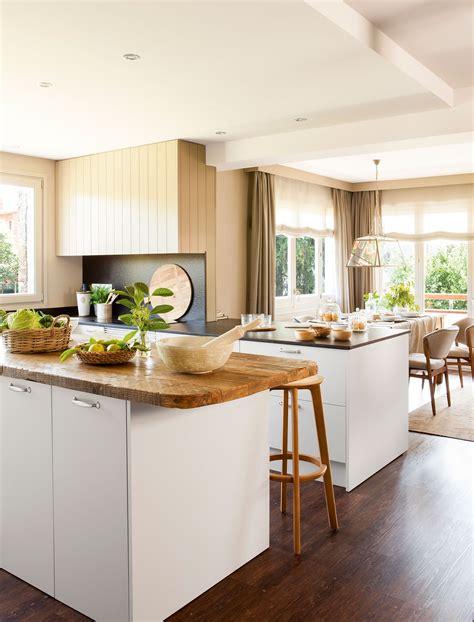 una cocina completisima casa nova cocinas abiertas al