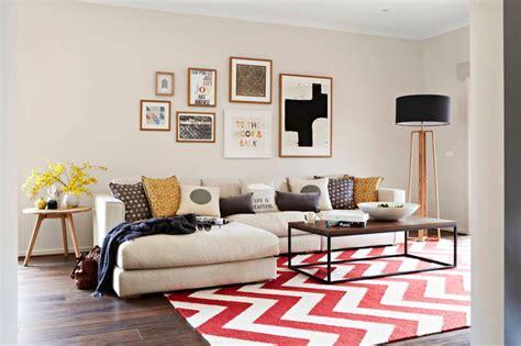 living room displays balwyn orbit display home contemporary living room