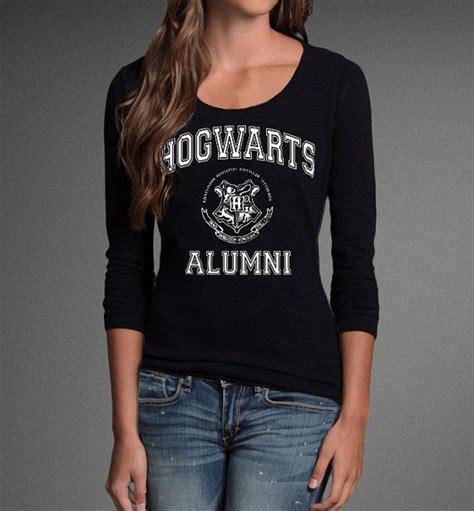 T Shirt Gryffindor Alumni hogwarts alumni shirt gryffindor hufflepuff diy crafts