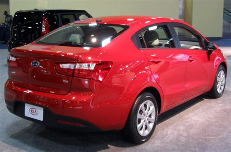 Kia Sedan 2012 2012 Kia Sedan