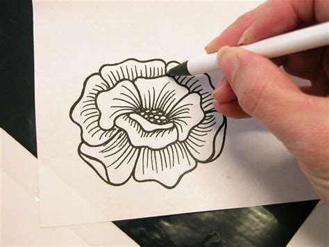 henna tattoo design transfer paper 36 best transfer paper images on