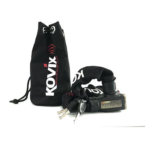kovix kcl  alarmli zincir kilit oezenmotorcom