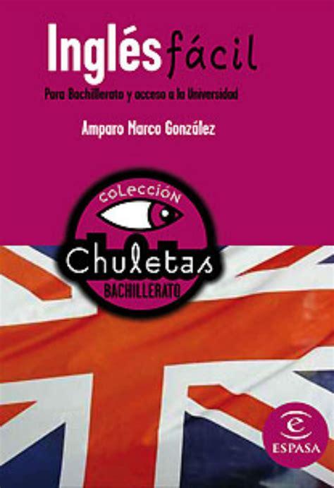 libro francs fcil para bachillerato ingles facil para bachillerato chuletas descargar libros pdf