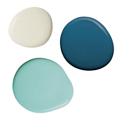 mint and light gray paint palette 4 nautical navy blue color schemes coastal living