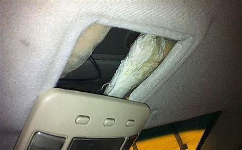 ufficio dogane bari eroina nascosta in auto foto giorno corriere
