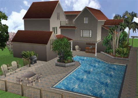 3d home architect home landscape design