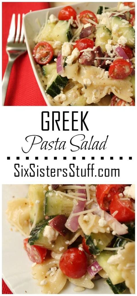 greek pasta salad the blond cook 156 best everything s a salad images on pinterest salads