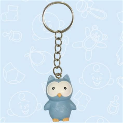 Keychain Baby Shower Favors by Owl Baby Shower Keychain Favor Baby Shower Favors Baby