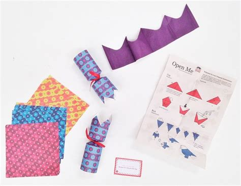 Origami Crackers - wee birdy the insider s guide to shopping design
