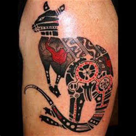 tattoo pictures kangaroo kangaroo tattoo meanings itattoodesigns com