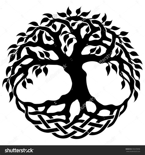 celtic tree of life symbol www pixshark com images
