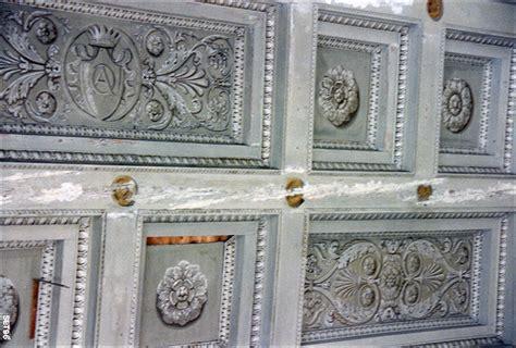 soffitti decorati restauro di soffitti decorati rosa restauri
