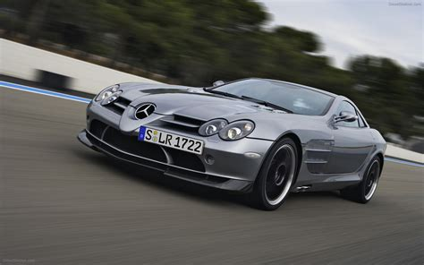 mercedes mclaren mercedes mclaren slr 722 edition widescreen car